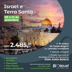 Israel e Terra Santa